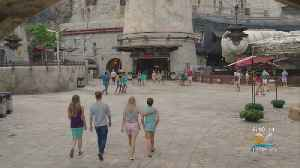 News video: Trending Now: New 'Star Wars' Ride To Open At Disney's Hollywood Studios