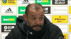 Nuno: Hard work is paying off [Video]