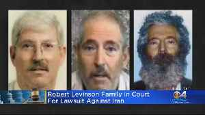 News video: Robert Levinson Family In Court For Lawsuit Against Iran