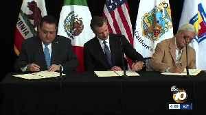 Gov. Newsom visits San Diego [Video]