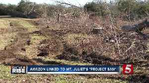 Amazon purchases land to bring facilities to Mt. Juliet [Video]