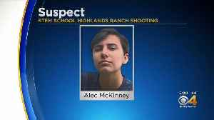 News video: Alec McKinney, STEM School Shooting Suspect, To Be Tried As An Adult