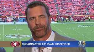49ers Suspend Radio Analyst For Comments On Ravens QB Jackson's 'Dark Skin Color' [Video]