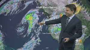 Tuesday Evening Weather Forecast With Darren Peck [Video]