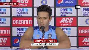 India is best team in world cricket Shivam Dube [Video]
