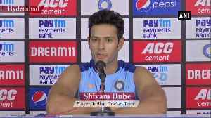 I am really confident about my bowling Shivam Dube [Video]