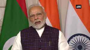 Policies of India, Maldives strengthened bilateral cooperation in all sectors PM Modi [Video]