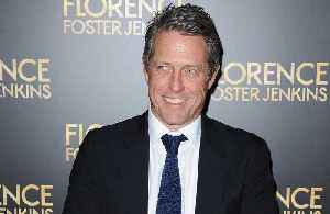 Hugh Grant: 'There was pressure' starring in 'The Gentleman' [Video]