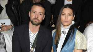 News video: Justin Timberlake apologises to Jessica Biel for 'lapse in judgement'
