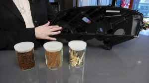 Ford and McDonald's Team Up to Make Car Part Out of Coffee [Video]