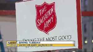 How your money to Salvation Army is used [Video]