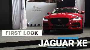 First Look: All new Jaguar XE at a starting price of ₹44.98 lakh [Video]