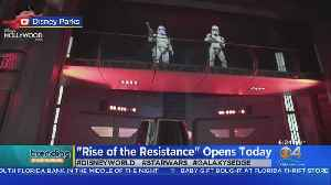 Trending: Star Wars: Rise Of The Resistance [Video]