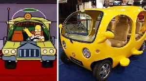 10 Most Ridiculous Vehicles Ever Designed [Video]