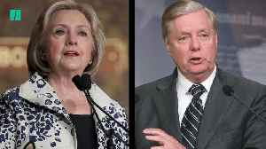 Hillary Clinton Hits Back At Sen. Lindsey Graham [Video]