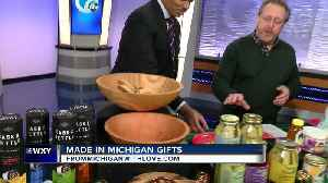 Michigan-Made holiday gift ideas [Video]