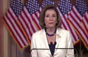 U.S. House to draft impeachment charges against Trump: Pelosi [Video]