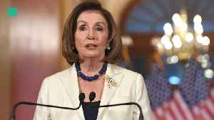 News video: Nancy Pelosi Calls For Articles Of Impeachment