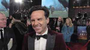Andrew Scott sheds light on the challenges involved working on '1917' [Video]