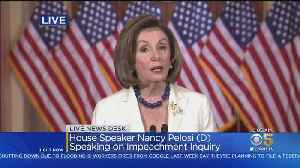 News video: TRUMP IMPEACHMENT: Rep. Nancy Pelosi Announces Drafting Of Articles Of Impeachment Against President Trump