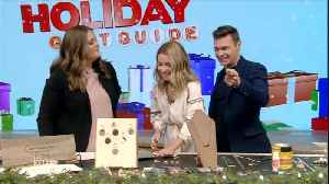 Classy and Crafty Gifts with Monica Mangin [Video]