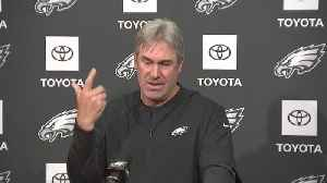 Doug Pederson Speaks To The Media Ahead Of Monday Night Football Game Against New York Giants [Video]