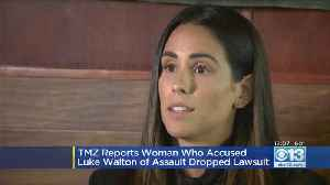 Report: Former Sportscaster Drops Sexual Assault Lawsuit Against Luke Walton [Video]