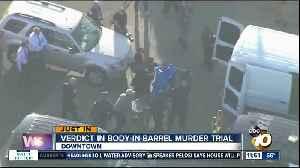 Verdict in body-in-barrel murder trial [Video]