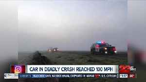 Car in deadly I-5 crash reached 100 mph [Video]