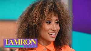 Elaine Welteroth Rallies Behind Gabrielle Union After 'AGT' Exit [Video]