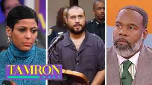 George Zimmerman Files $100M Lawsuit Against Trayvon Martin's Parents [Video]