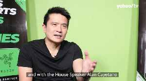 There is no stopping esports, says Razer CEO Min-Liang Tan at SEA Games 2019 [Video]