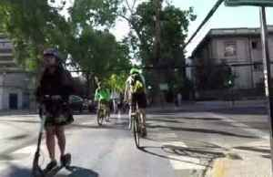 Chileans turn to bikes as protests hobble transport [Video]