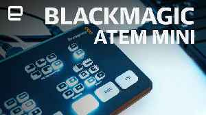 Blackmagic Design ATEM Mini video switcher [Video]