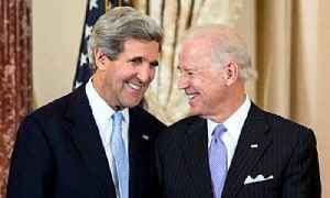 News video: John Kerry Endorses Joe Biden for President