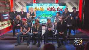 Mötley Crüe, Def Leppard, Poison, Joan Jett To Perform At Citizens Bank Park [Video]