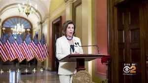 Pelosi To Move Ahead With Impeachment Of President Trump [Video]