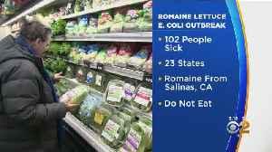 Romaine Lettuce E. Coli Warning Grows [Video]