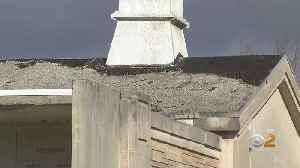 Families Demand N.J. Mausoleum In Disrepair Get Fixed [Video]