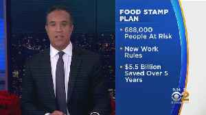 700,000 Americans May Lose Food Stamps [Video]