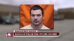 Police arrest prisoner who escaped cell, stole Eastlake police cruiser [Video]