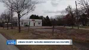 Lorain Co. working to demolish vacant gas stations posing potential health, environmental risks [Video]