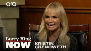 'Wicked' film, a song that describes her life, and her favorite role -- Kristin Chenoweth answers your social media questions [Video]