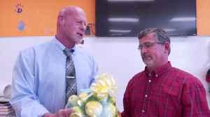 Golden Apple Award, Ron Cox Sale Creek Elementary [Video]