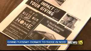 Giving tuesday [Video]