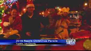 Tupelo Christmas parade being aired this weekend on WTVA [Video]