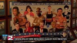 International Boxing Hall of Fame announces 'historic' induction class of 2020 [Video]
