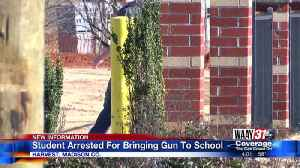 Student arrested for bringing gun to Sparkman High School [Video]