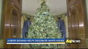 Tri-State Woman Helps Decorate The White House [Video]