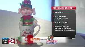 Mug Club: Dolgeville Forward's Christmas on Main [Video]
